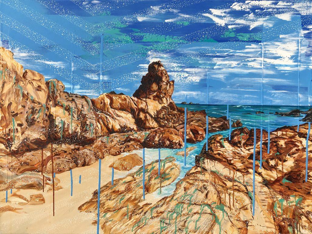 Cape Byron Anthony Walker Ocean Art For Sale
