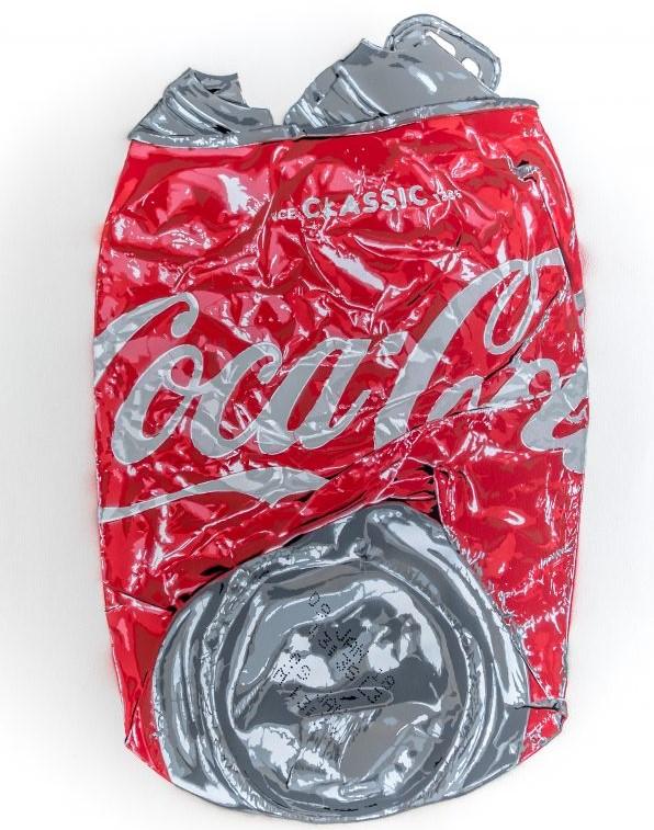 Crush 1 Cocacola Logan Moody Wall Art Prints Australia