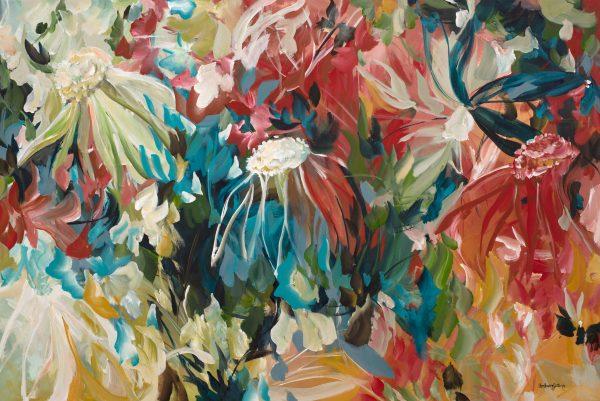 Fiery Wilderness By Amber Gittins