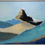 Peak in the Meadows (Matterhorn)