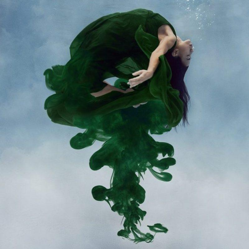 Ink Emerald Ii Jane Long Photography Art Lovers Australia