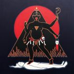 In the nature of Kali