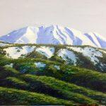 Mount Feathertop Vic
