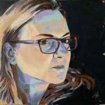 Self Portrait | Amy Herman