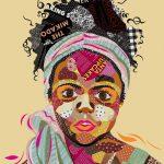 African Girl – Lt Ed Print