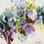Sweetness of Spring – Small Flower painting