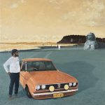 The Datsun and The Sphinx Ltd Ed Print