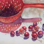 Christmas Cherry 1