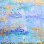 Golden Dreams – Abstract