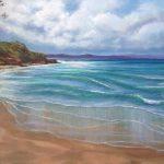 Moody Day Wategos Beach