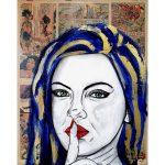 Silence – Womans Face