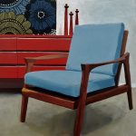 Still Life – Retro Chair
