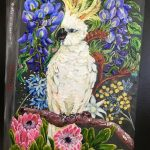 Book Cover – Cockatoo In Spring