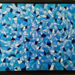 Blue Topaz – From The Stained Glass Collection