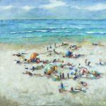 No 666 Coastal Footprints Ltd Ed Print