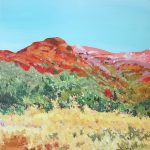 Pink Hills, Red Earth