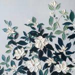 Garden Magnolias 9
