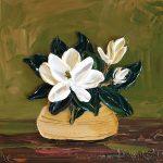 Bowl Of Magnolias