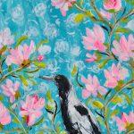 Bird Series Magpies