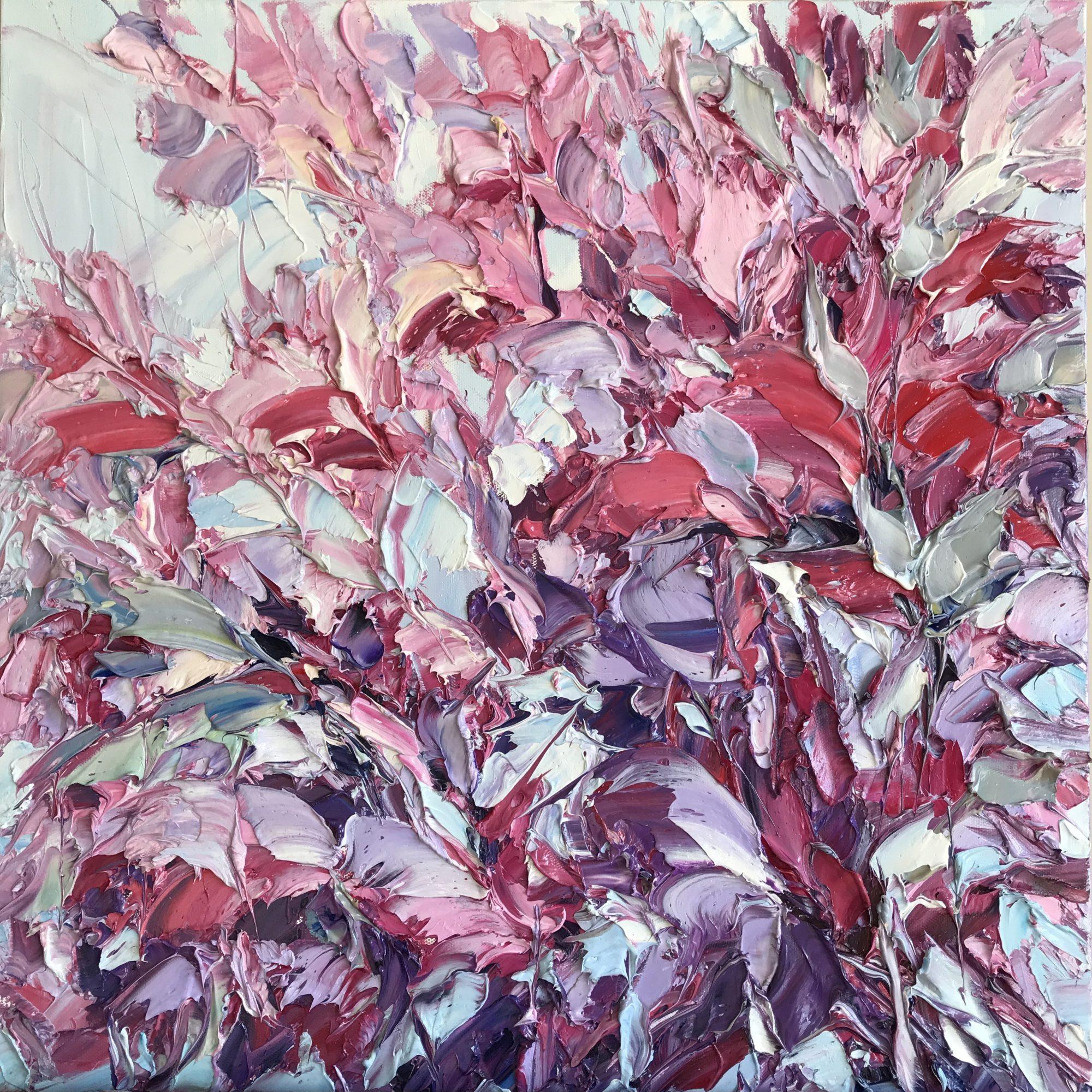 251 Magnolia 11, 51x51cm,