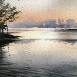 Tallebudgera Creek Early Morning