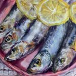 Sardines for breakfast