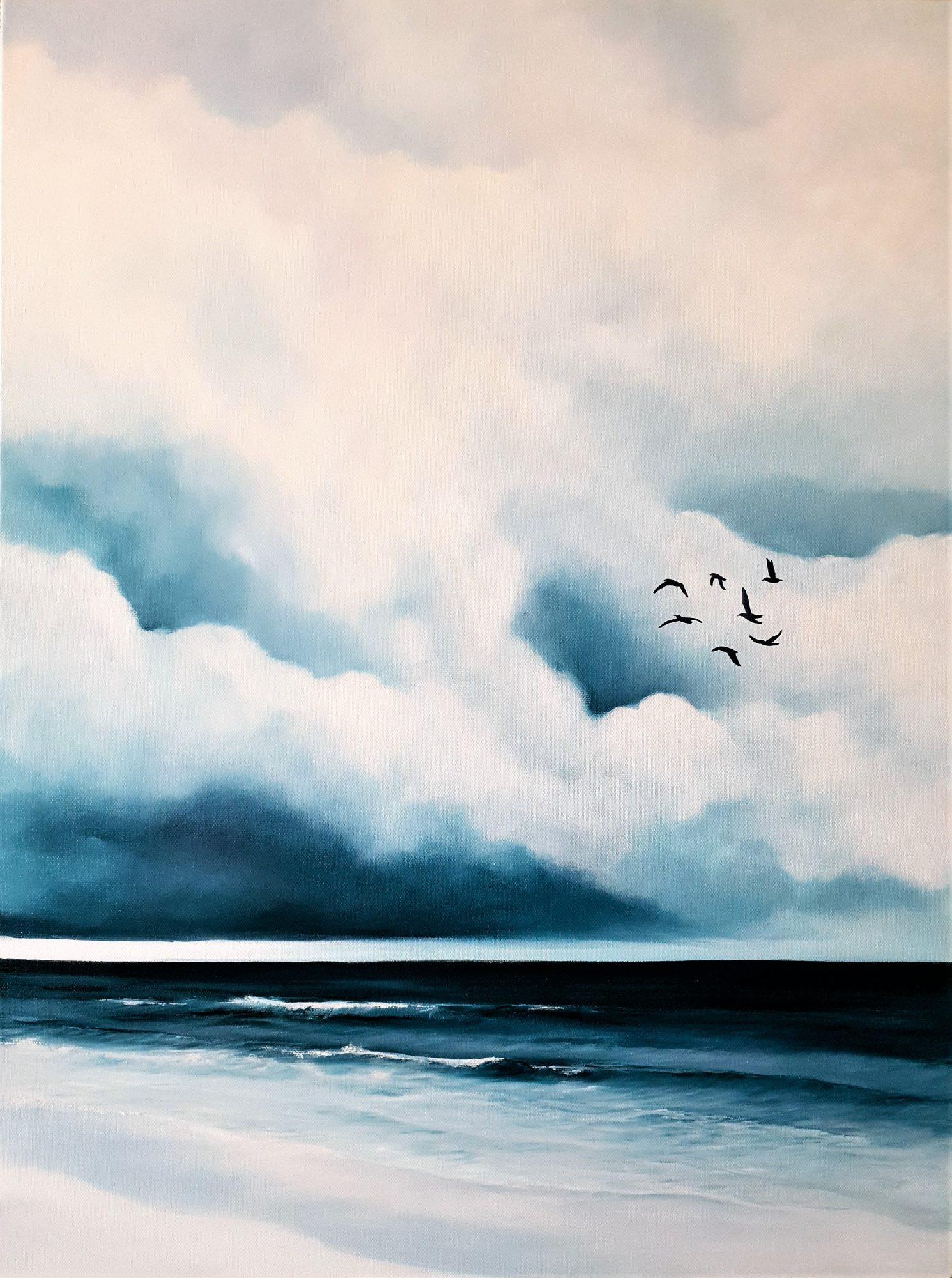 An Ocean Of Verse Lucinda Leveille