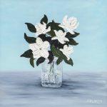 Morning Magnolias Ltd Edn Print