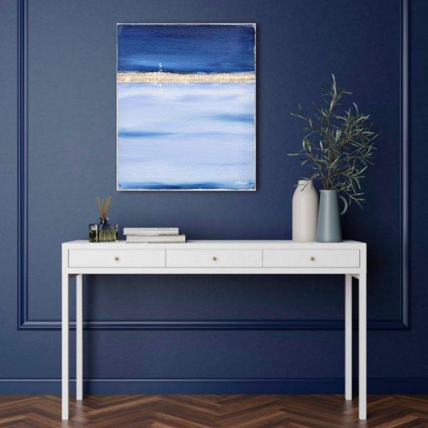 Blue Skies Foyer