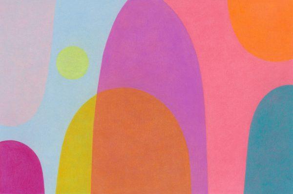 Charlotte De Pace Shine Bright Original Art Lovers Australia 600x398