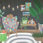 Count Your Rainbows (Garden Room)