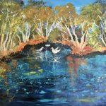 Abstract Coastal Wetlands