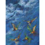 Before the Storm – Australian Bird Series Exclusive to Art Lovers