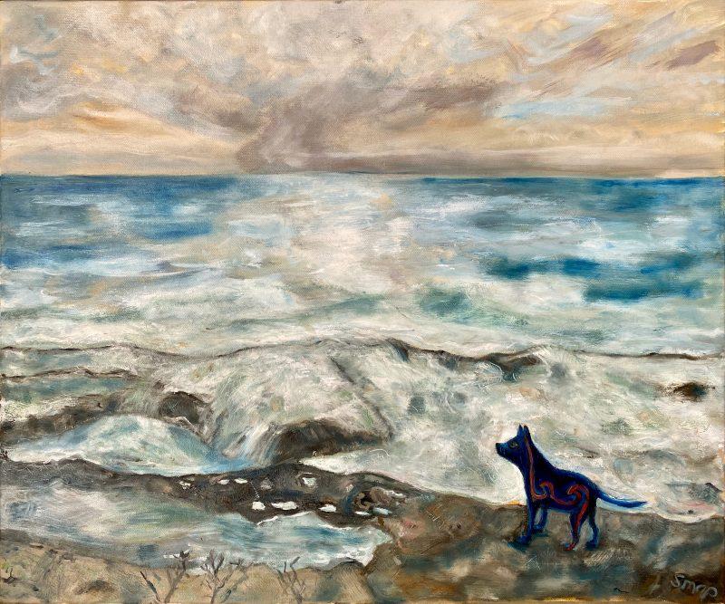 Down By The Sea Susannah Paterson 800x667