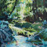 Escape To The Tropics – Impressionist Landscape