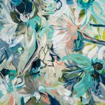 Floating Dreams – Abstract Floral