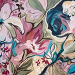 Floral Goddess – Abstract Floral