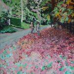 Stroll Through Autumn Leaves