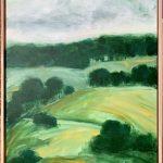 Light On The Hill (framed)