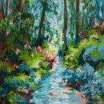 Natures Trail – Impressionist Landscape