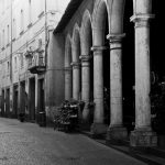 Streets of Orvieto – Framed Limited Edition