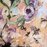 Perfect Moment – Abstract Floral
