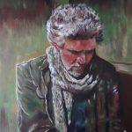 Solitude – Portrait of a Man