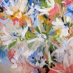 Simply Shine – Abstract Flowers
