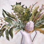 Wild Australian Bouquet Still Life