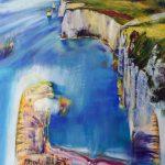 White Cliffs of Etretat