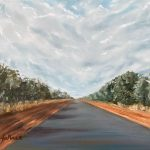Road Travelled – Cunnamulla, Queensland
