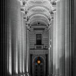 Melbourne Parliament Terrace – Ltd Ed Print