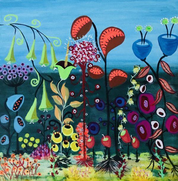 My Strange Garden No 3
