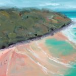 Tallebudgera Creek From Above